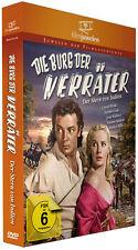 Die Burg der Verräter - Der Stern von Indien - Cornel Wilde - Filmjuwelen DVD
