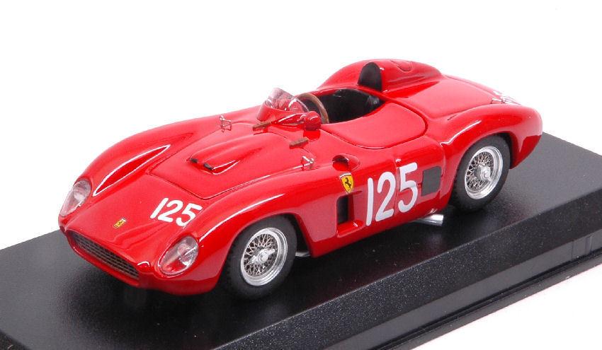 Ferrari 500 Tr  125 Winner Scca Laguna Seca 1957 P. Lovely 1 43 Model 0381