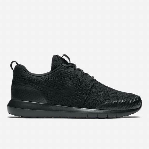 Wmns Nike ROSHE casi como nuevo FLYKNIT se 816531-001usado )