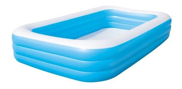 Family Pool blau blau blau 305 x 183 x 56 cm b2dbc9