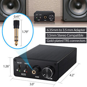 Digital-to-Analog-Audio-Converter-with-Headphone-Amplifier-DAC-Converter-NEW