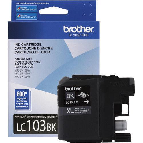 40 Virgin Empty Genuine Brother LC103 XL Black Inkjet Cartridges for Refilling