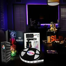 LED Home Theater TV Backlight Color-changing Light Strip Glow Bias Accent Kit