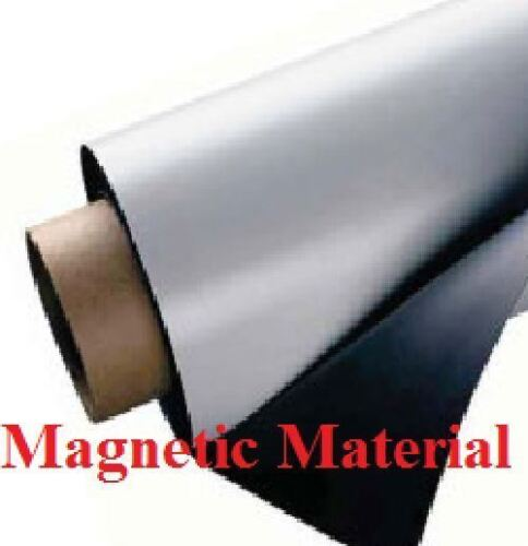 """Car or Truck Material 14/"""" x 24/"""" 30mil Great deal Magnetic Magnet Sign Craft"""