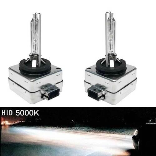 2x 35W D1S HID Xenon Bulbs Replacement Headlight 6000K 8000K for BMW Audi VW