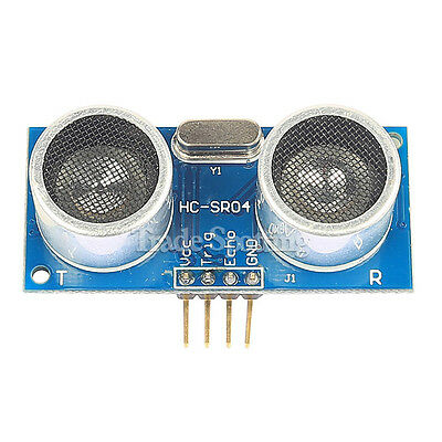 New Ultrasonic Module HC-SR04 Distance Transducer Sensor For Arduino Robot