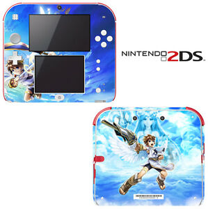 Image Is Loading Decal Cover Skin Protector For Nintendo 2DS Kid