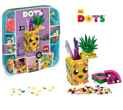 LEGO DOTS 41906 Pineapple Pencil Holder NEW         In-hand ready to ship