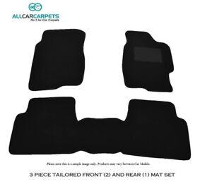 Custom Car Floor Mats 3pc Set To Suit Ford Falcon Fg Fpv Gt Boss 315 2008 14 Ebay