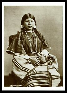 858-Postcard-ALONE-CHIN-CHIN-WET-Warm-Springs-A-Gardner-1872-Photo-NEW