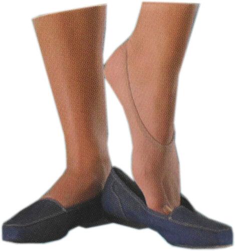 Damen Füsslis 20 DEN 100 Paar Füßlinge Ballerina Footies Damensocken Sneaker
