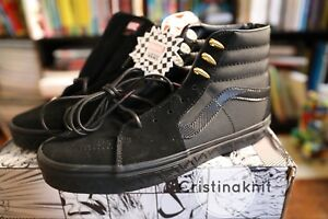 cute choose clearance cheap prices Details about Marvel Vans Black Panther Sk8 Size 10.0