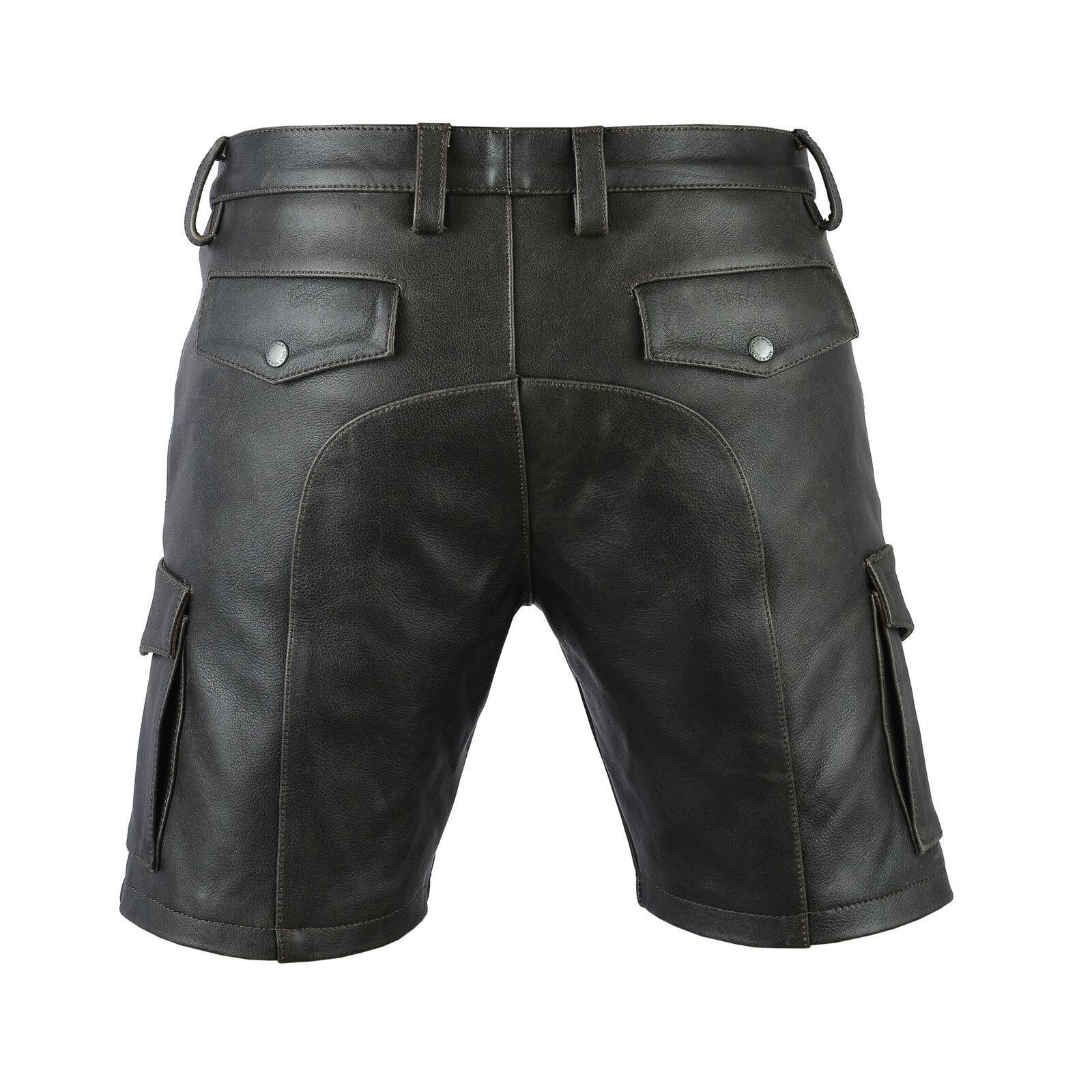 Awanstar Cargo leder shorts Ledershorts Farbe Antik,Leder Antik,Leder Antik,Leder Shorts,kurze lederhose | Trendy  0b70e0