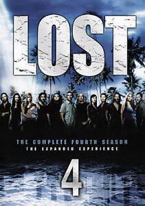 Lost-la cuarta temporada completa (DVD, versión 2008), 6 Discos | eBay