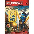 LEGO Ninjago Sky Pirates Attack! (Activity Book with Minifigure) by Egmont Publishing UK (Paperback, 2016)