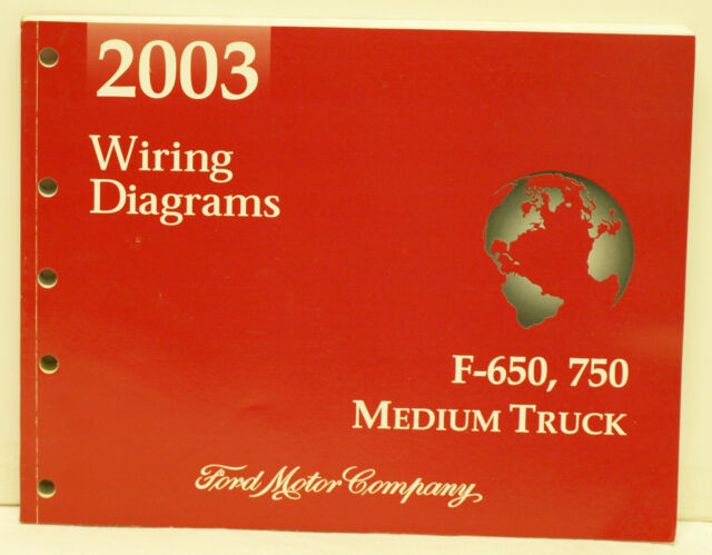 Oem 2003 Ford F
