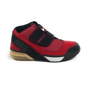 Nike-Air-Limelight-Varsity-Red-Basketball-Shoes-Size-14-Retro-Strap-315989-611