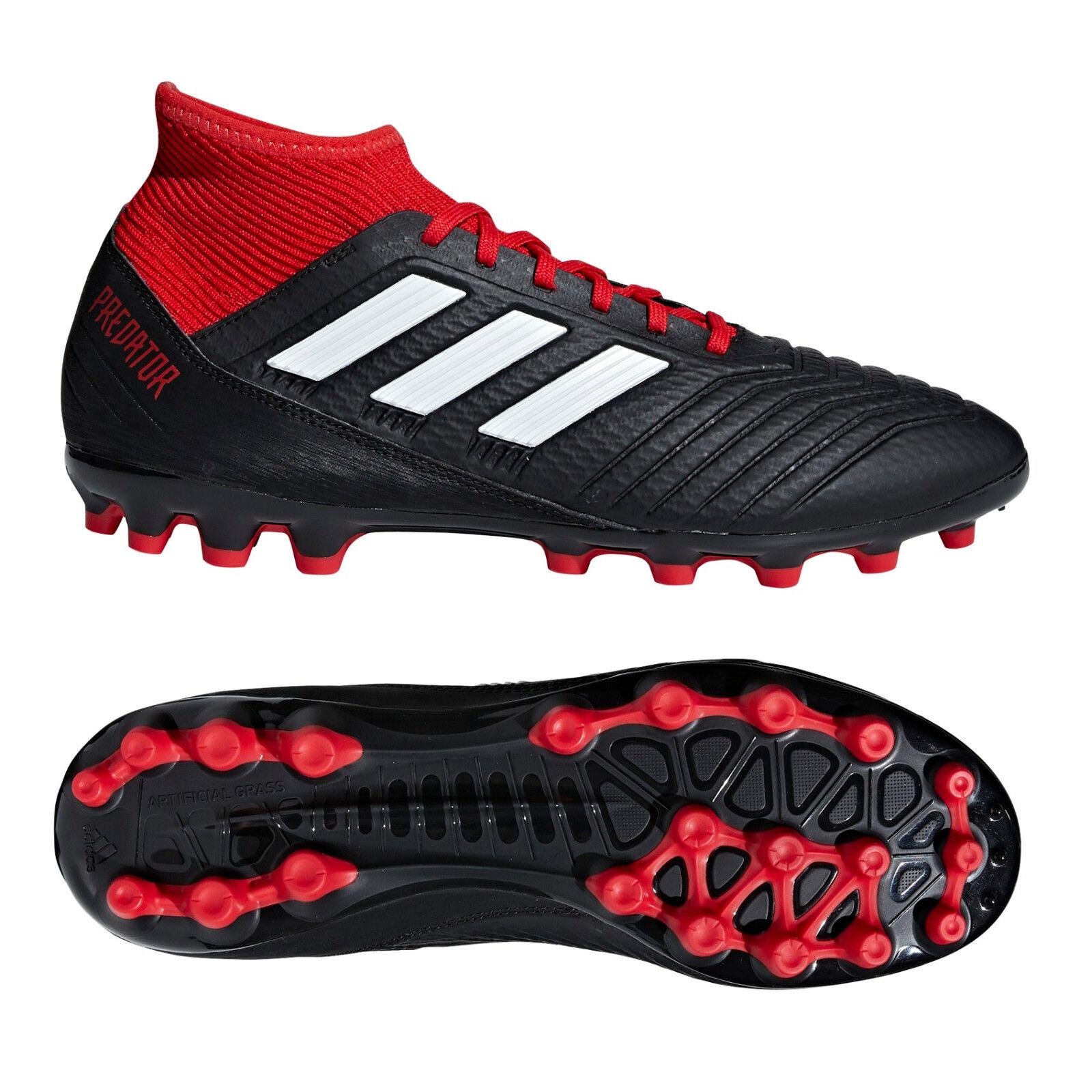 2fc204e36080 Adidas Predator 18.3 44 2 3 Kunstrasen Fußballschuh NEU UVP Artificial AG  npgnrn3362-Football Boots