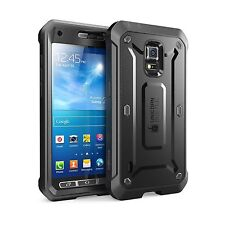 finest selection 28362 5d9dd Supcase Unicorn Beetle PRO Series Case Black For Samsung Galaxy S5 Active