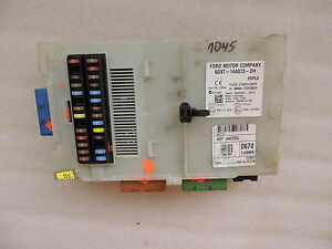 s l300 ford s max sicherungskasten body modul 6g9t 14a073 dh fuse box ford s max fuse box location at mifinder.co