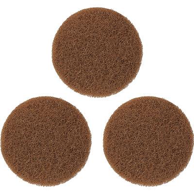 Dophee 4Pcs 3 Car Care Sponge Polishing Pads Cleaning Waffle Buffing Buff Set