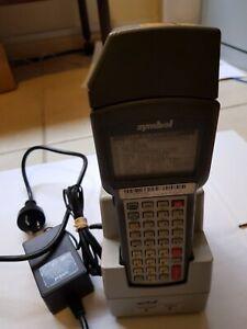 Zebra-Motorola-Symbol-Demo-PDT3100-amp-Cradle-P-N-PDT3100-SE823000-Lot-1502
