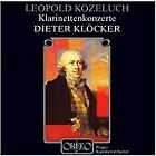 Leopold Antonin Kozeluch - Leopold Kozeluch: Klarinettenkonzerte (2007)