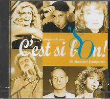 CD album: Compilation: C' Est Si Bon ! '80. Vol.4. Polygram. U