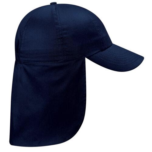 CAN BE PERSONALISED Childrens Sun Legionnaire Hat Cap Kids Junior Childs