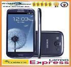 SAMSUNG GALAXY S3 i9300 AZUL MARINO LIBRE TELEFONO SMARTPHONE 16GB Pebble Blue