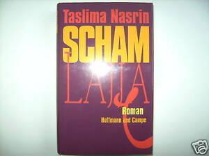 TASLIMA-NASRIN-SCHAM-LAJJA-HOFFMANN-UND-CAMPE