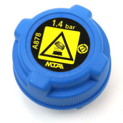 Radiator Expansion Coolant Bottle Cap Fiat Panda 1.2 1.4 Petrol /& 1.3 Diesel