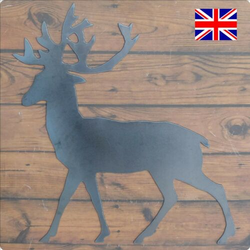 """Stag Profile in 3mm Steel Available in 4 Sizes-12/"""",18/"""",24/"""" /& 30/"""" 86U"""