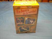 Prentice Hall En Busca De La Verdad Teachers Guide For Vhs And Dvd Version