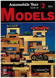 Automobile-Year-Book-of-Models-2-1983-Diecast-Car-Model