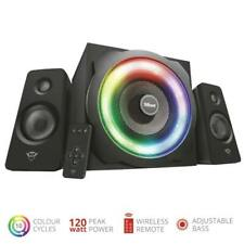 Artikelbild Trust GXT 629 Tytan 2.1 RGB Speaker Set PC-Lautsprechersystem, 2.1, 120 Watt