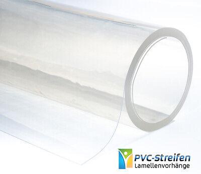 Klarsichtfolie 2mm Kunststoffplatte Kunststofffolie weich PVC Transparent