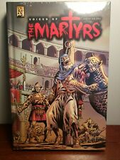 Voices of the Martyrs : A. D. 34 to A. D. 203 by Ben Avery and Art Ayris (2017, Hardcover)