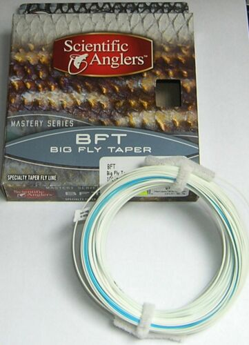 Neu 3M Scientific Anglers BFT WF-8-Floating