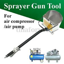 """Air Stucco Cement Plaster Texture Hopper Sprayer Gun Wall Plastering Tool 30"""""""