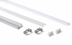 Kingled-Profilati-in-Alluminio-per-Strisce-Piatto-CC32-ARC12-Curvabile-1MT-2MT