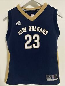 Anthony Davis New Orleans Pelicans Jersey Toddler Size Boys L 6/7 ...