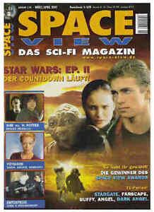 SpaceView Nr. 2 März / April 2002 - bei Meiningen, Deutschland - SpaceView Nr. 2 März / April 2002 - bei Meiningen, Deutschland