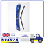 26-034-High-Quality-Flat-Blade-Aero-Upgrade-Rubber-Wiper-Blade thumbnail 1
