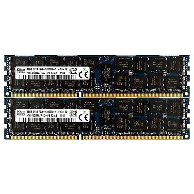 48GB Kit 6X 8GB DELL POWEREDGE M520 M620 M610x M820 M915 R415 C6220 Memory Ram