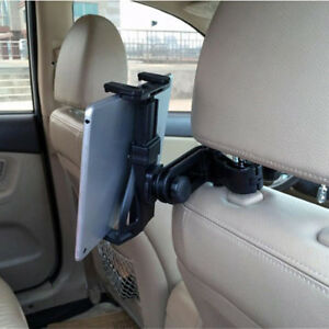 Universal Car Back Seat Headrest Mount Holder For IPad 2 3 4 5
