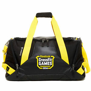 2014 Crossfit Kit Duffle Reebok Sac Training Gym Grip Holdall Games BEggPxq