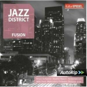 JAZZ-DISTRICT-FUSION-KULTURSPIEGEL-2-CD-NEW