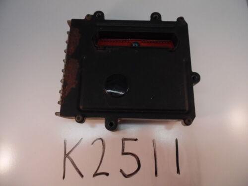 2000 00 DODGE INTREPID USED TRANSMISSION TCU TCM SHIFT MODULE UNIT K2511