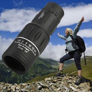 Portable-16X52-Super-High-Power-Monocular-Telescope-HD-OPTICS-BaK4-Night-Vision
